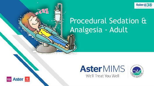 Procedural Sedation And Analgesia