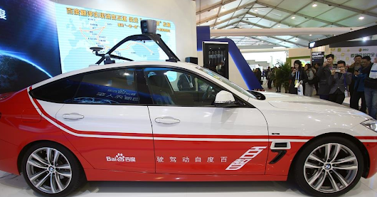 Baidu Inc. to launch self-driving car technology -