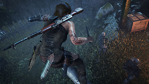Rise of the Tomb Raider 20 Year Celebration screenshot
