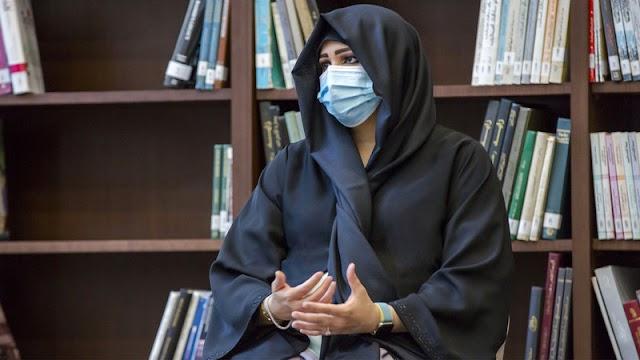 الشيخة لطيفة بنت محمد: قطاع النشر مهم في دبي والمنطقة عموماً