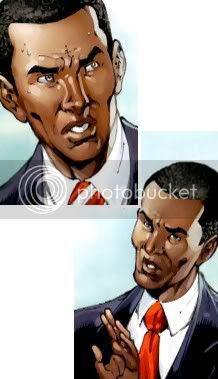 Homem-Aranha encontra Barack Obama