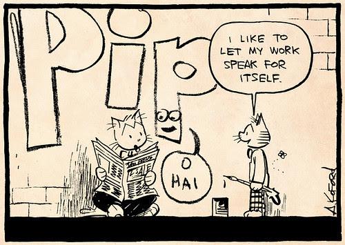 Laugh-Out-Loud Cats #2406 by Ape Lad