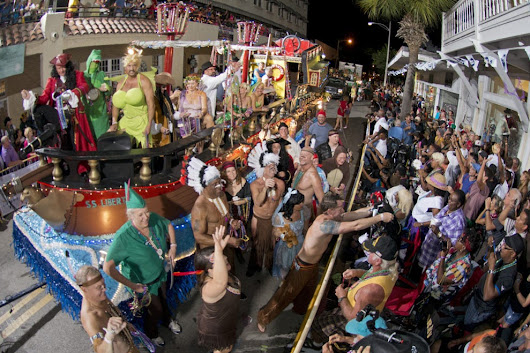 Vote - Fantasy Fest - Key West, Fla. - Best Cultural Festival Nominee:  2015 10Best Readers' Choice Travel Awards