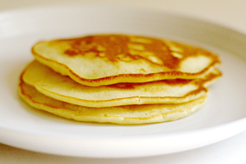 Step by step pancake recipe step katherine forumfinder Image collections