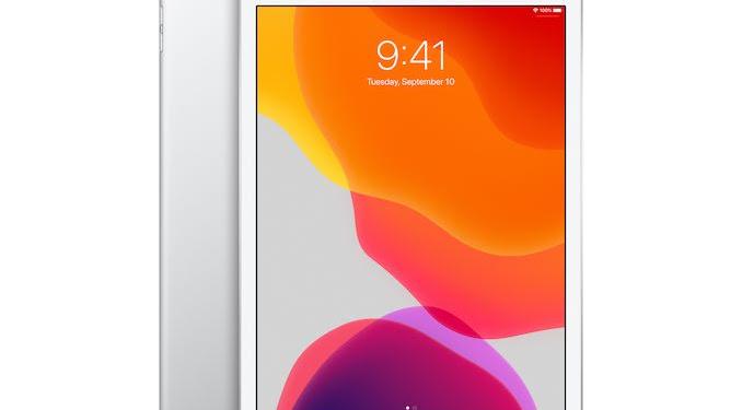 Ipad 7th Generation Screen Size