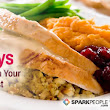 21 Ways to Slim Down Your Thanksgiving Feast