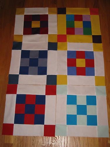 3.x6 blocks, hive J