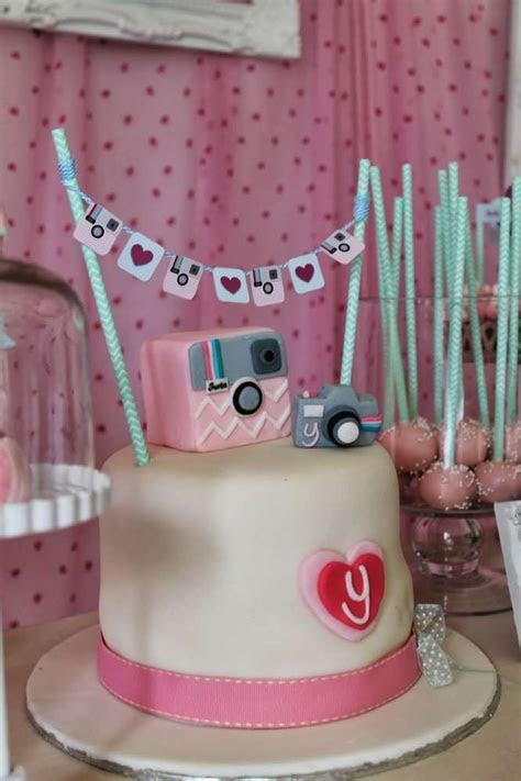 Instagram/ Social Media Birthday Party Ideas   Photo 8 of