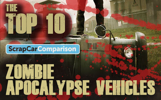 Top 10 Affordable UK Cars For The Zombie Apocalypse