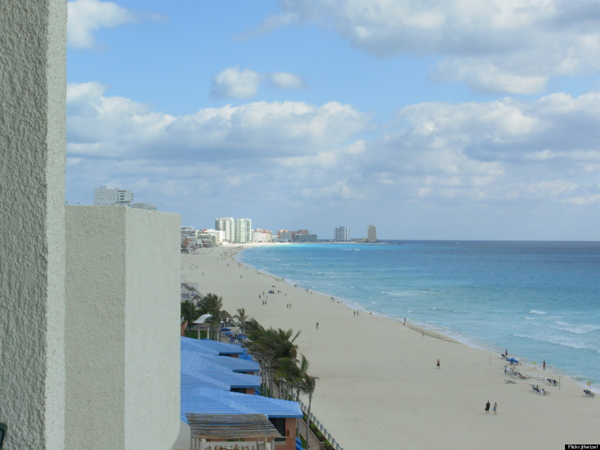 Top 10 College Spring Break Destinations For 2012  HuffPost