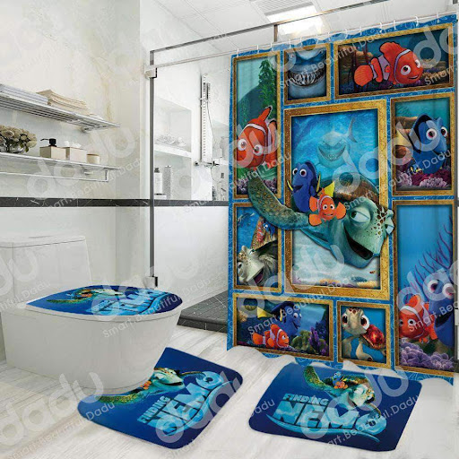 Best Home Design Images House, Finding Nemo Bathroom Decor