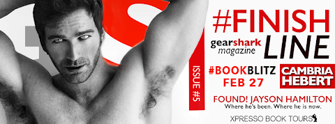 #FinishLine by Cambria Hebert #BOOKBLITZ + GIVEAWAY