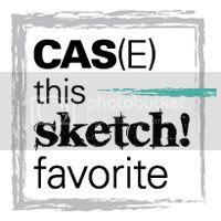 CAS(E) this Sketch #169 Favourite