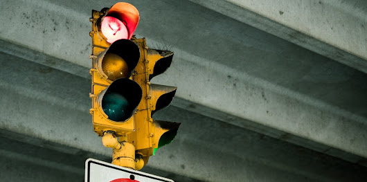 Engineer Fined for Criticizing Traffic Light Policy without a License | Melissa Quinn