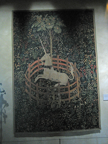 The Unicorn in Captive, South Netherlandish, c. 1495-1505  _7852 (m)