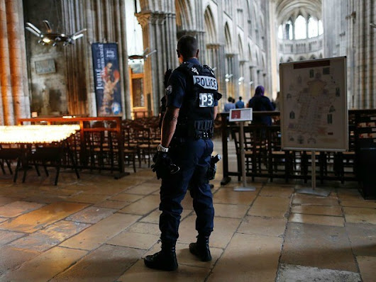 France: Anti-Christian Attacks Rise 245 Percent - Breitbart