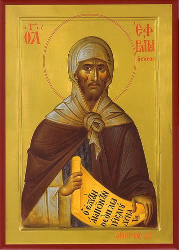 IMG ST. EPHREM the Syrian