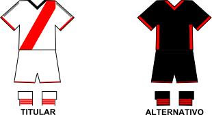 Uniforme Club Atlético Rivales