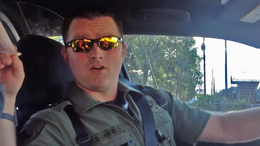When The Tables Turn: A Citizen Pulled Over A Cop For Driving Unmarked Patrol Car
