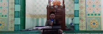 Kajian Fiqih di Masjid Darun Najah Tarakan Tema Anjuran Sholat Sunnah 20191023
