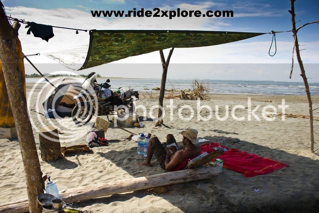 Weltreise mit dem Motorrad