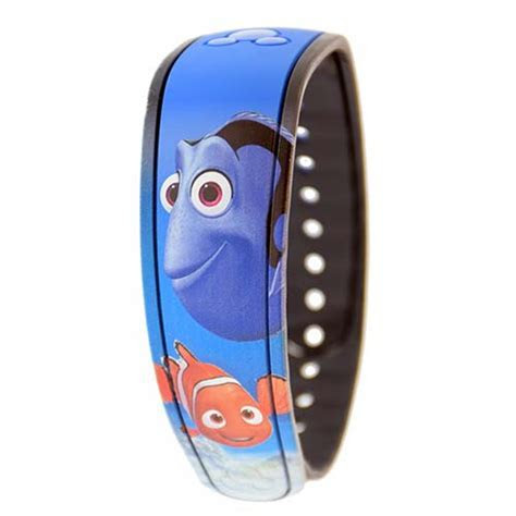 Disney MagicBand Bracelet   Nemo, Dory and Squirt