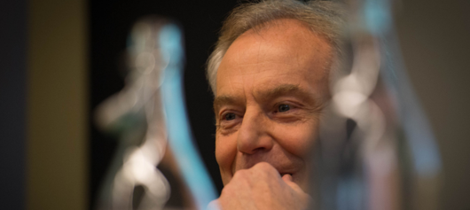 UK would 'hit the canvas' under a Jeremy Corbyn government - Tony Blair