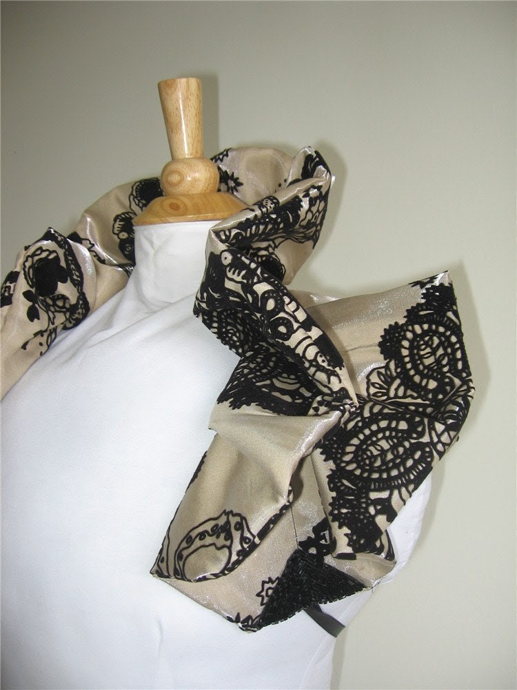 Decadent Doll Series - Victorian Shoulder Wrap Shrug