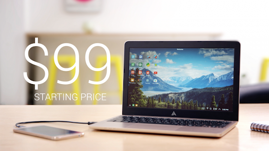 Andromium's $99 Superbook Converts Your Android Smartphone Into a Laptop