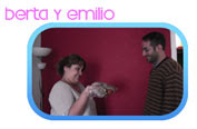 Berta y Emilio, una nota por error
