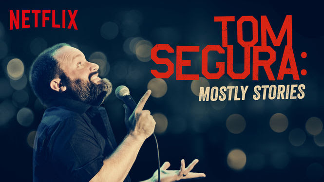 Tom Segura: Mostly Stories | filmes-netflix.blogspot.com