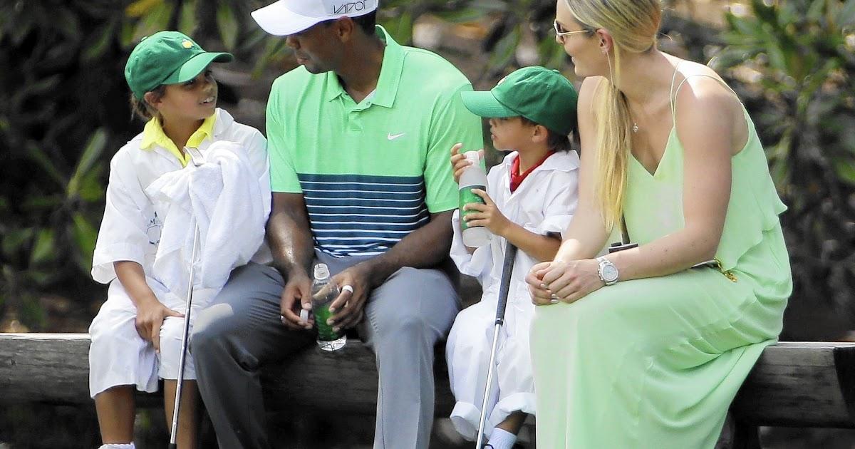 Tiger Woods Ex Wife And Kids 2020 - Tiger Woods' ex-wife Elin Nordegren ...