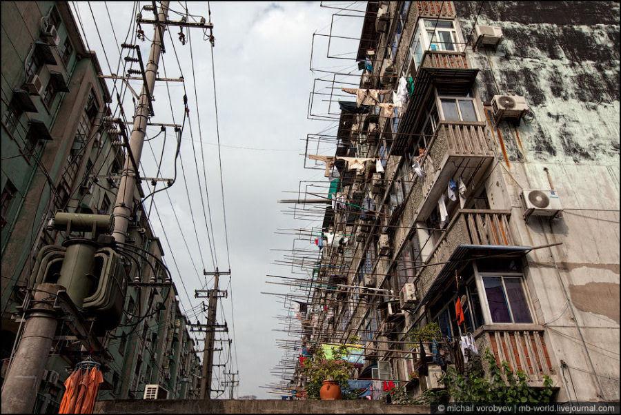 Favelas de Xangai 04