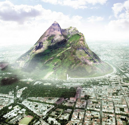 UAE to build artificial mountain to improve rainfall | Abu Dhabi - Information Portal
