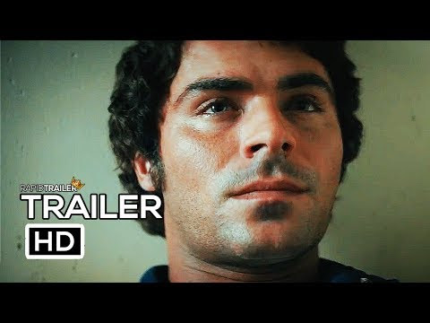 EXTREMELY WICKED, SHOCKINGLY EVIL AND VILE Official Trailer #2 (2019) Zac Efron, Netflix Movie HD