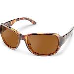 Suncloud - Limelight Tortoise Sunglasses / Polarized Brown Lenses