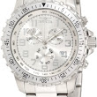 Invicta Men's 6620 II Collection Chronograph Stainless Steel Silver Dial Watch ~ Best Tech Shop