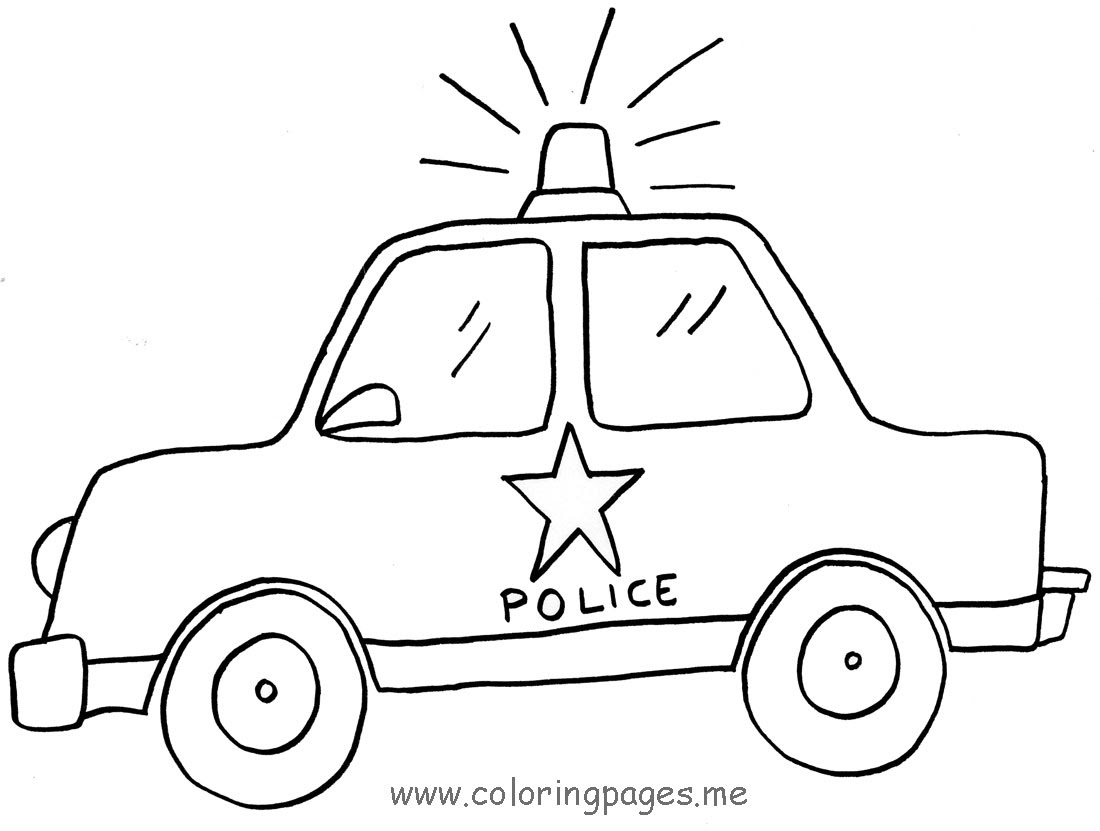 Cars Drawing Coloring At Getdrawingscom Free For Personal Use