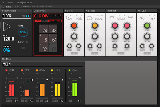 Drive Your Reaktor Blocks Patches with a High Res Clock | Reaktor Tips