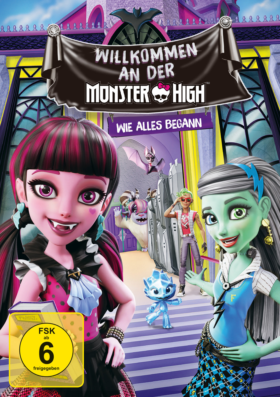 Monster High Willkommen An Der Monster High Film 2016