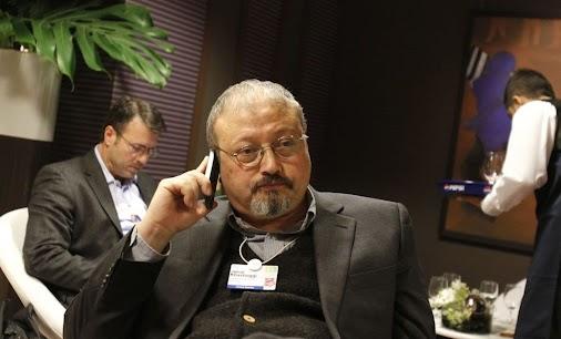 The Washington Post: Read Jamal Khashoggi's columns for The Washington Post Y'all can't trust ( TRUMP...