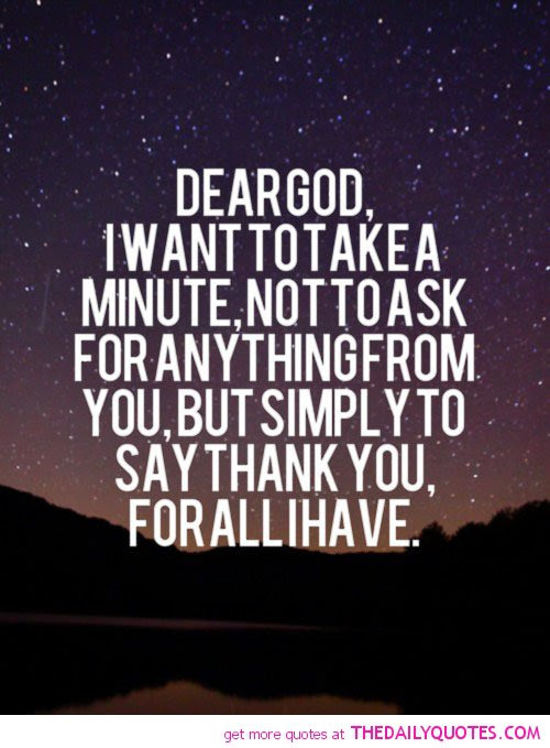 Quotes About Asking For Blessings 35 Quotes