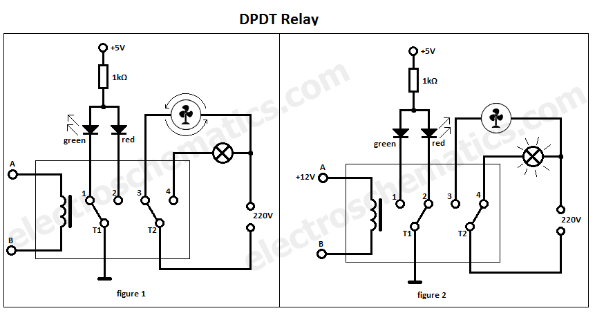 Wiring Manual PDF: 12 Volt Double Pole Double Throw Relay