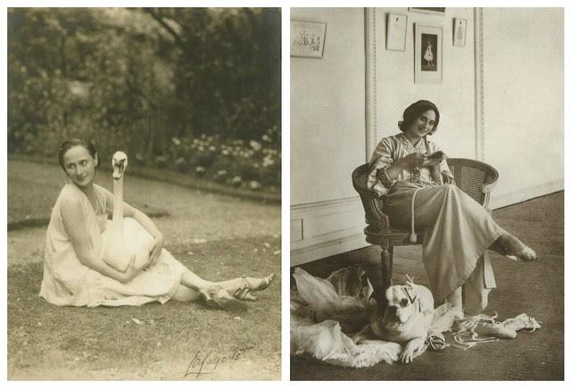 Anna Pavlova collage1