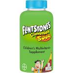 Flintstones Multivitamin, Complete, Sour Gummies - 180 gummies