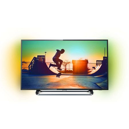 "Телевизор LED Smart Philips, 50"" (126 cм), 50PUS6262/12, 4K Ultra HD 