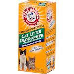 Arm & Hammer Cat Litter Deodorizer with Baking Soda - 20 oz box