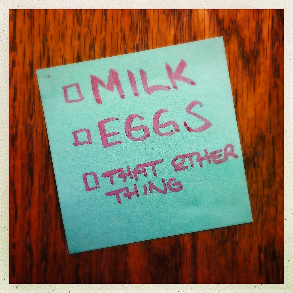 Shopping List of Usefullness