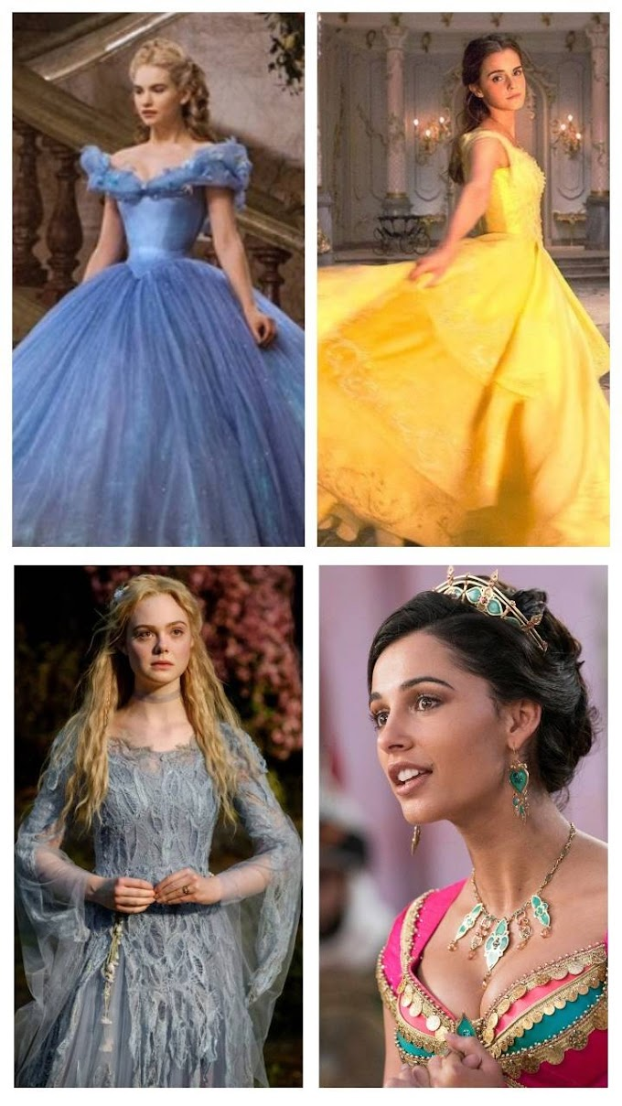 Actresses who made storybook princesses believable