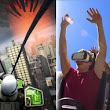 The New Revolution Virtual Reality Coaster |